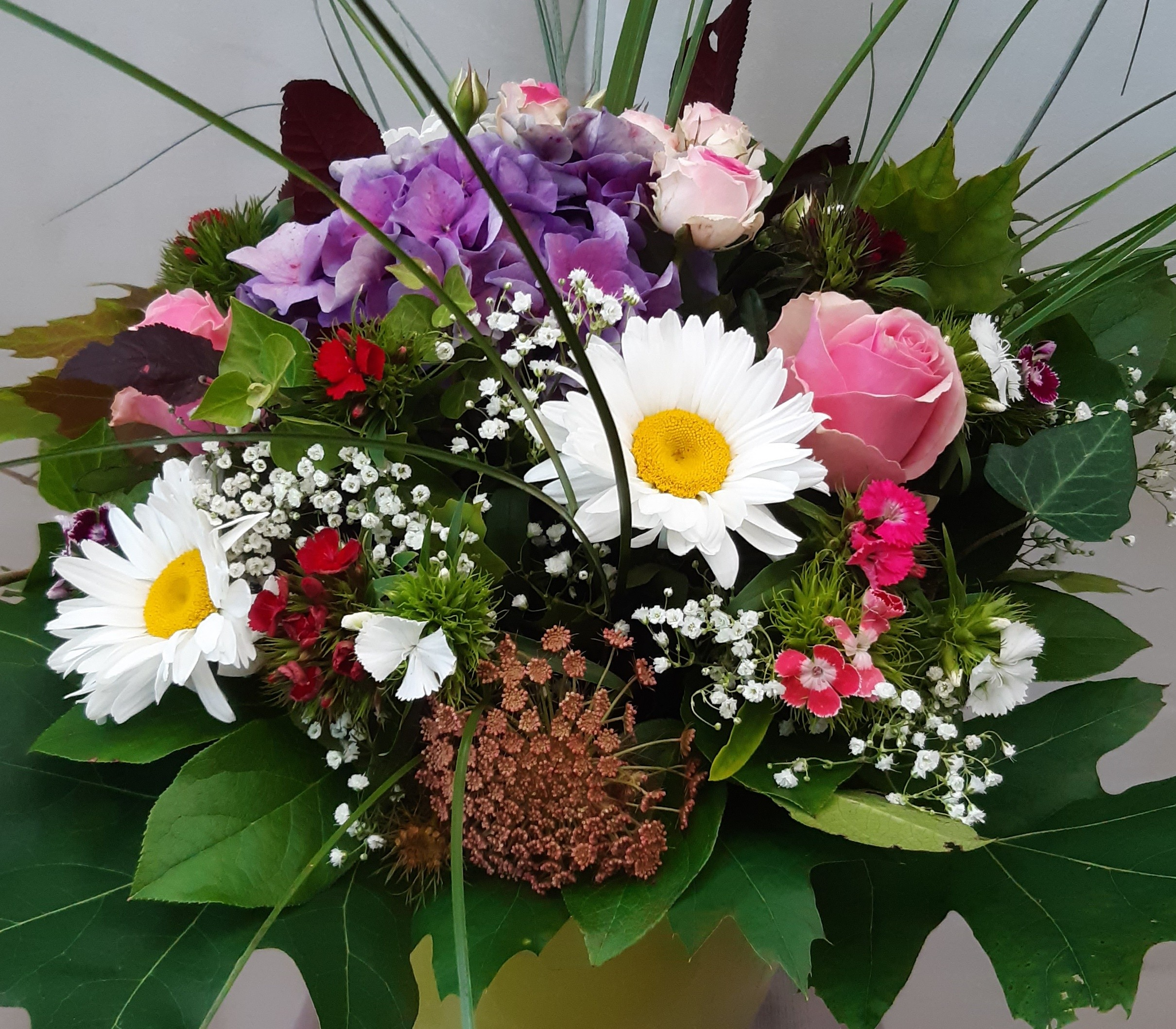 Blumenstrauß 99011 Bild 2