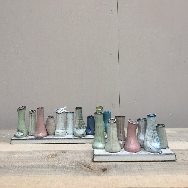 'Väschen-Vase' DANA Jeans-Rosé Bild 1