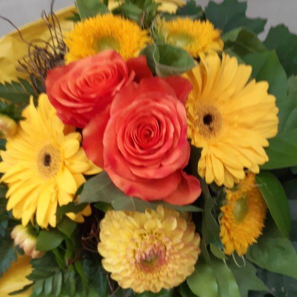 Blumenstrauß 99012 Bild 2