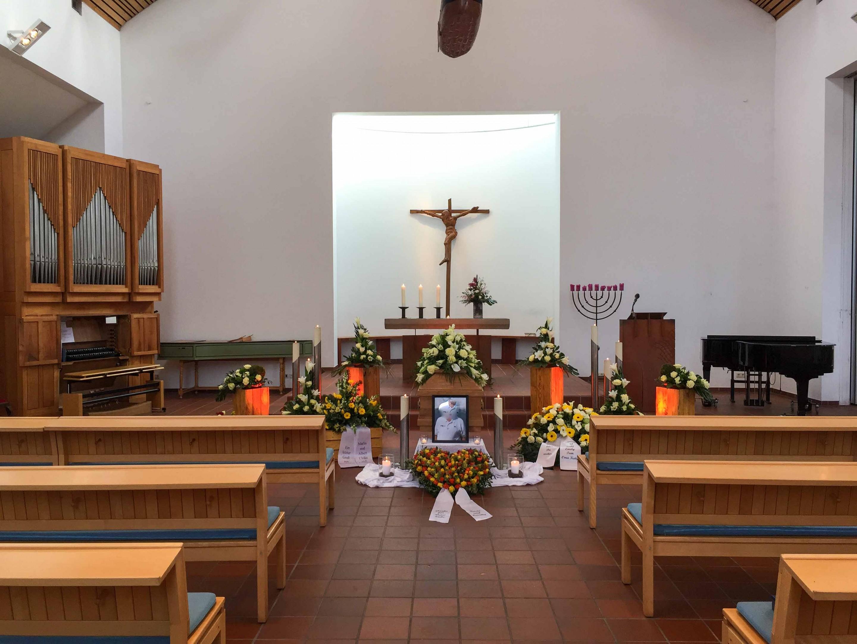 Simon-Petrus-Kirche, Habenhausen Bild 2
