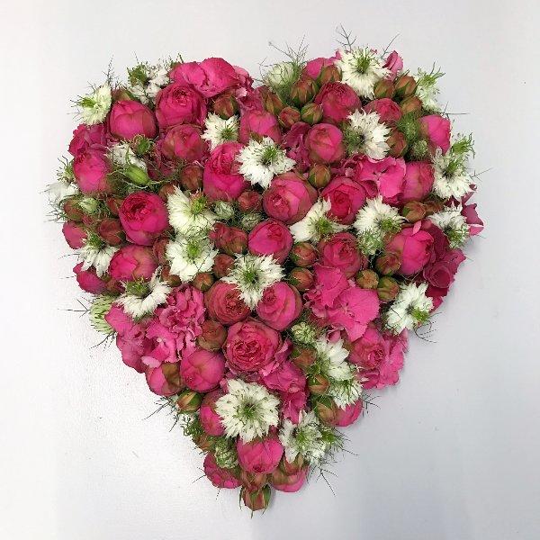 Herz in pink 2 Bild 1