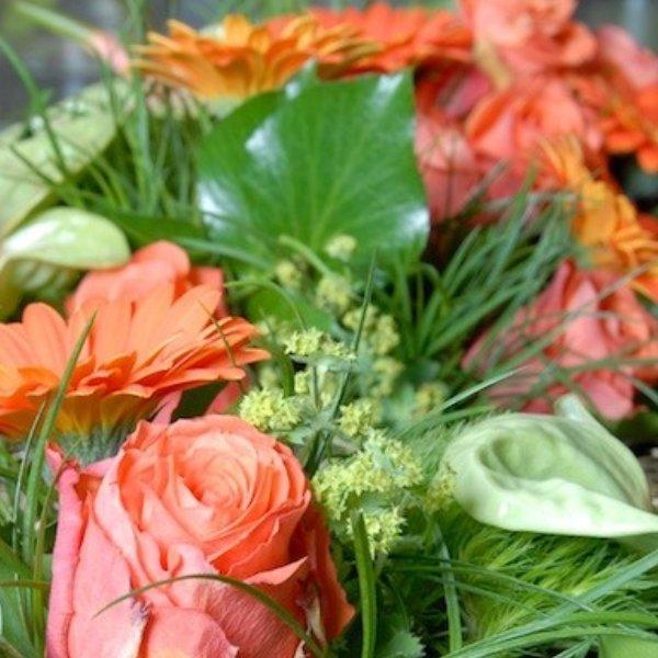 Blumenabo monatlich für ein Quartal Bild 1