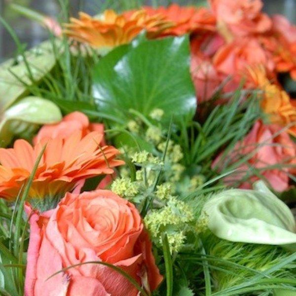 Blumenabo wöchentlich für ein Quartal Bild 1