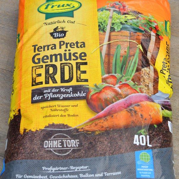 Terra Preta BIO Gemüseerde torffrei Bild 1