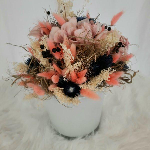 Trend Boho apricot/schwarz Bild 2