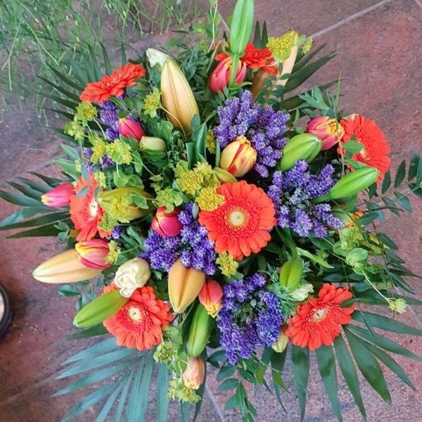 Blumenstrauß in Absprache Bild 1