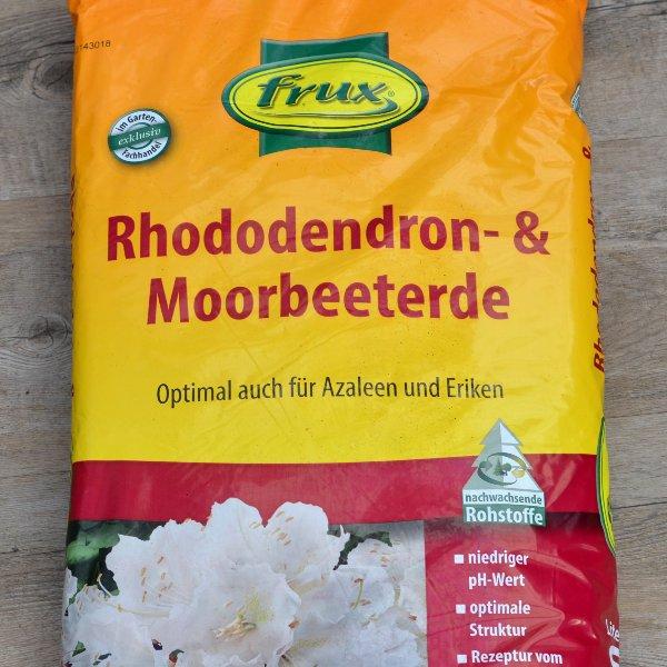 20 l Rhododendron- & Moorbeeterde Bild 1