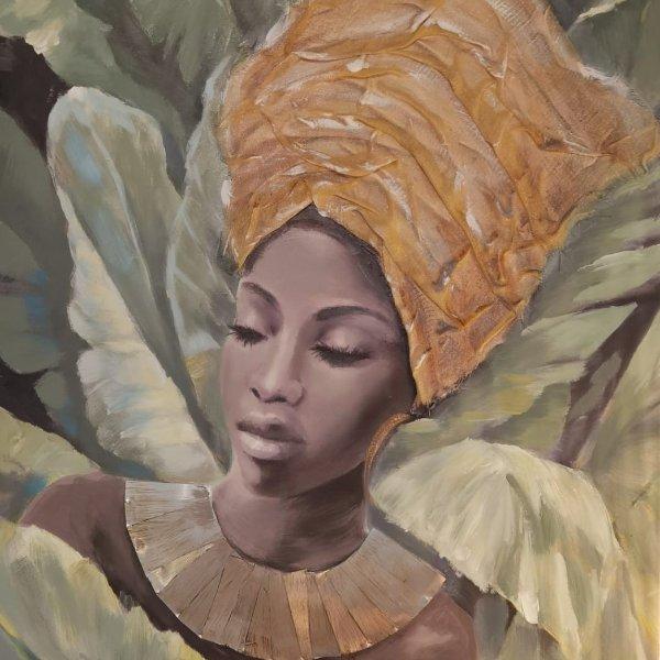 Afrikan Beauty Bild 1