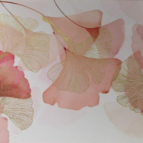 Gingko rose Bild 1