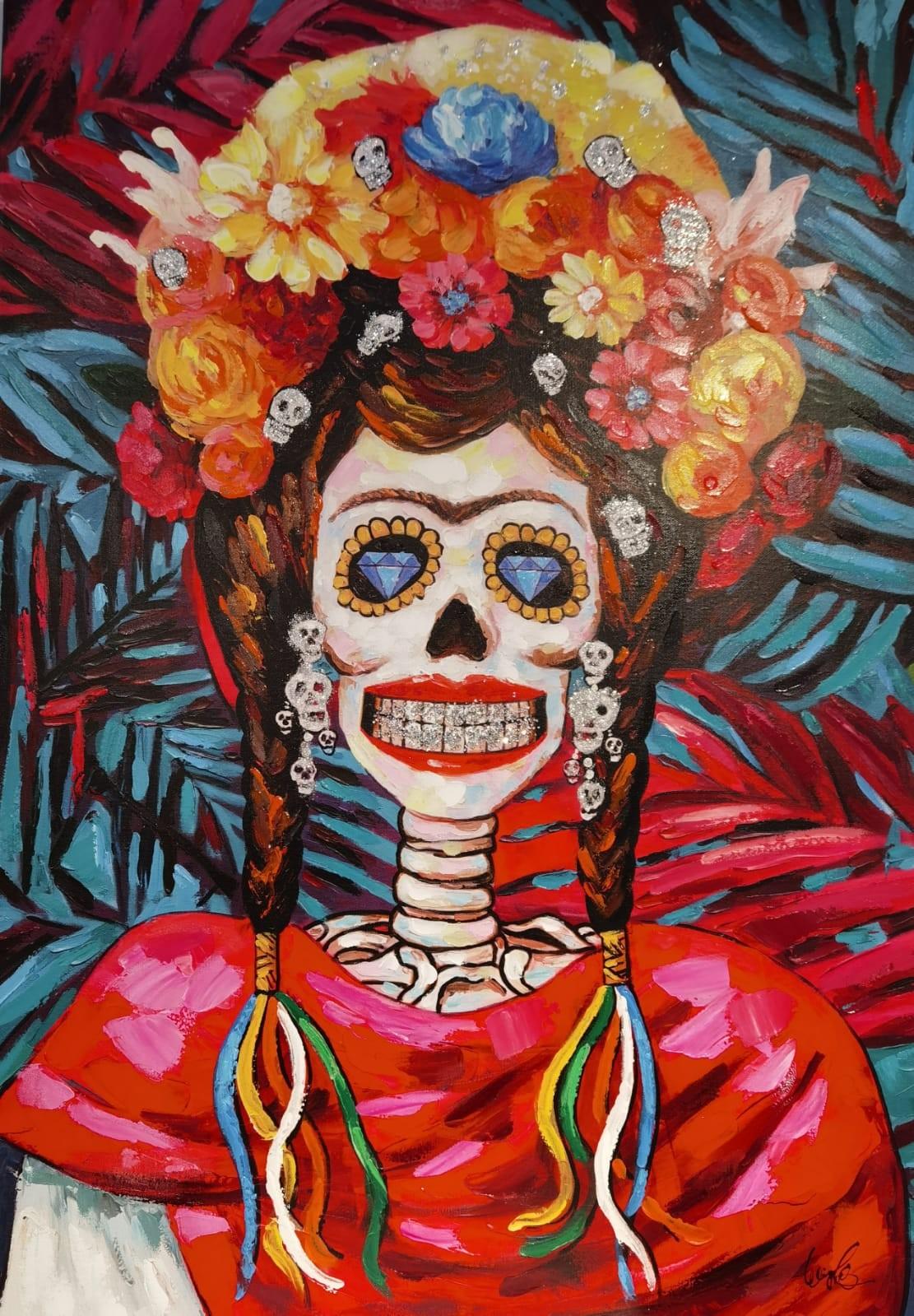 Death Lady Bild 2