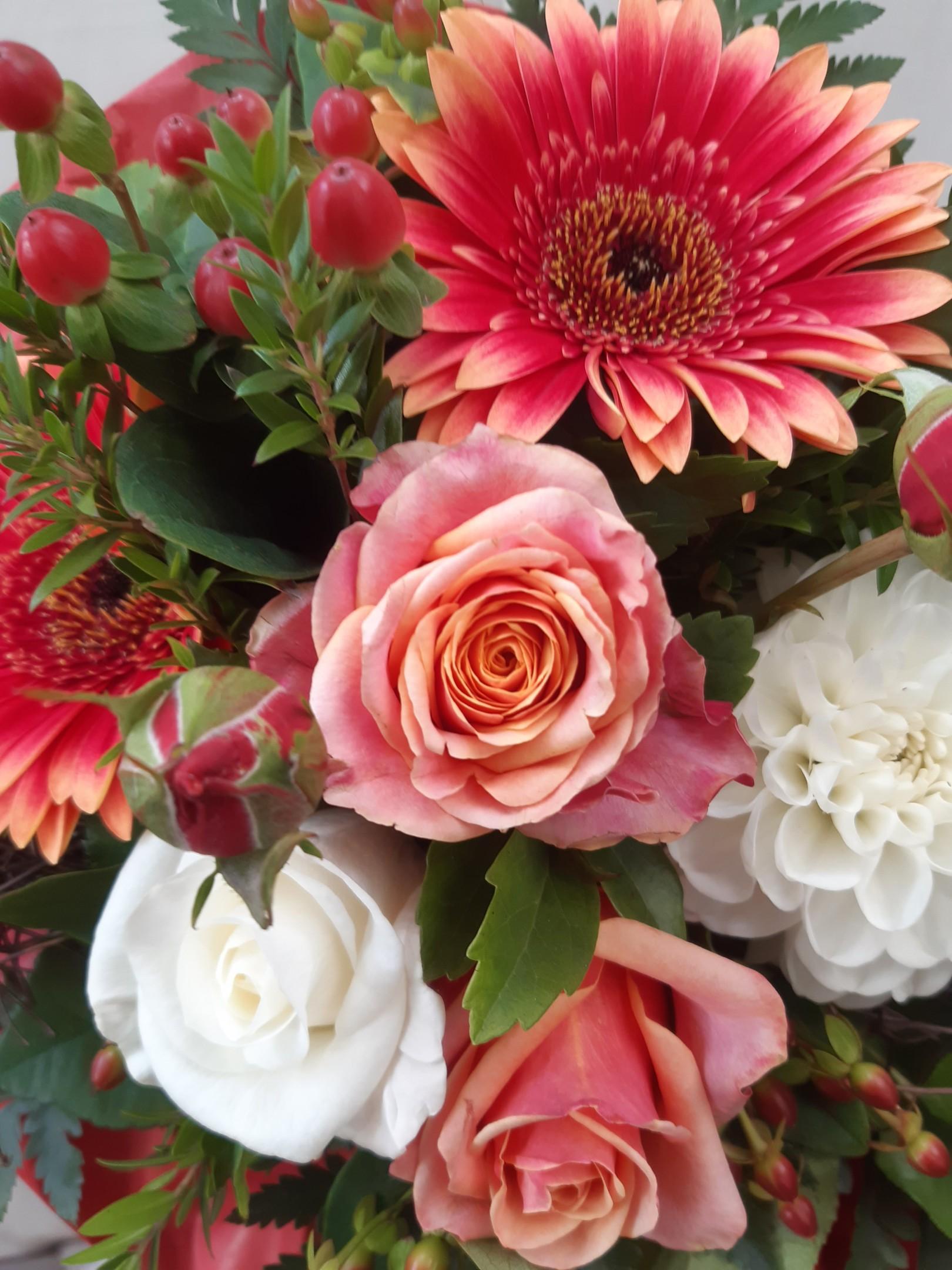 Blumenstrauß 99017 Bild 2