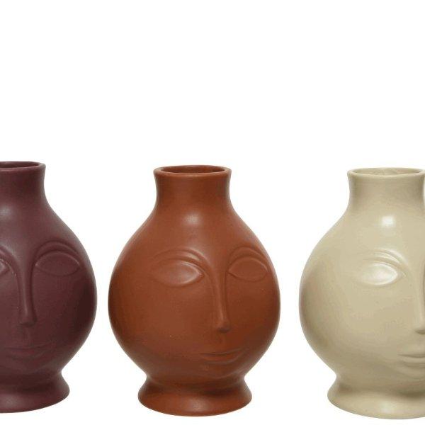 "Vase ""Big Face"" Bild 1"