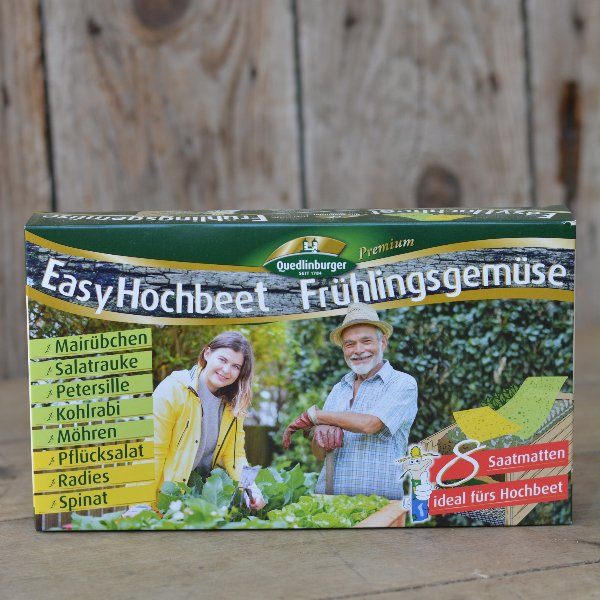 Easy Hochbeet Frühlingsgemüse Bild 1