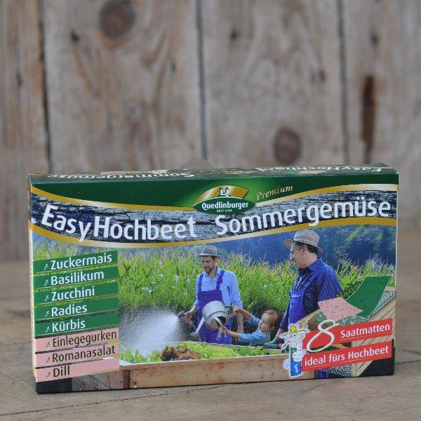 Easy Hochbeet Sommergemüse Bild 1