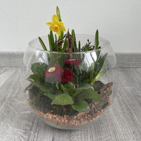 Frühlingsglas Bild 2