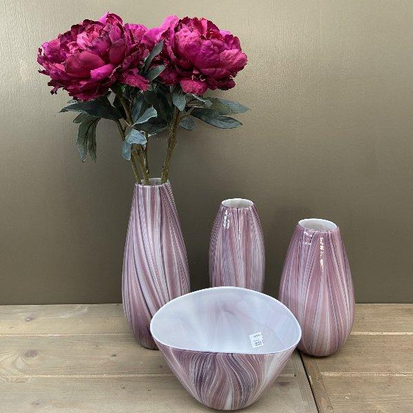 Vasenset rose Bild 1