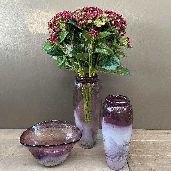 Glasserie in Rosa Bild 1