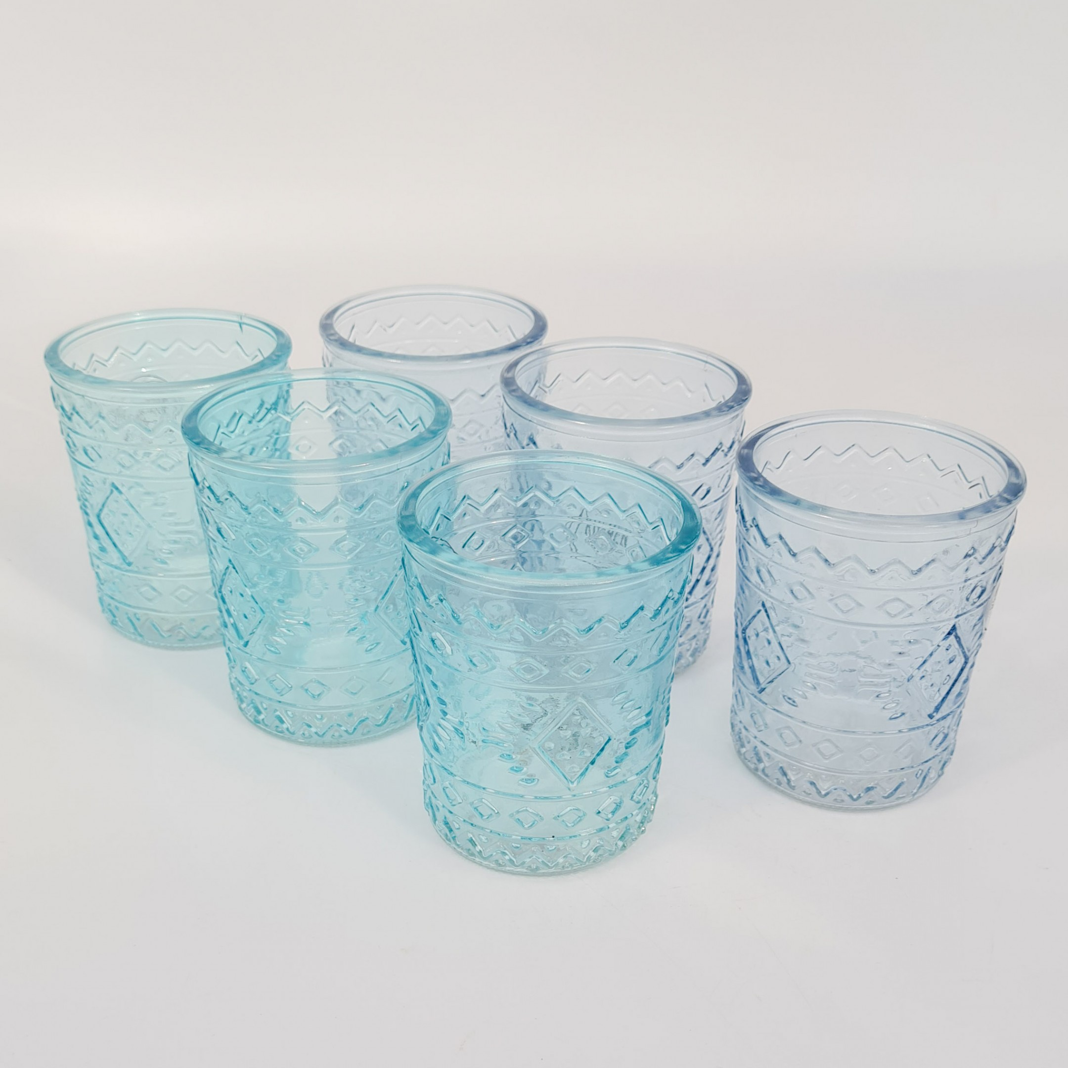 "Trinkglas 6er Set ""Mare"" Bild 1"
