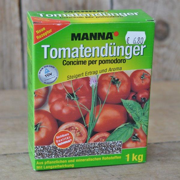 MANNA Tomatendünger Bild 1