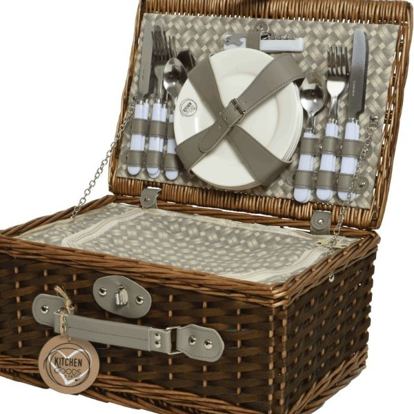 """Picknickkorb """"Malte"""" Bild 1"""