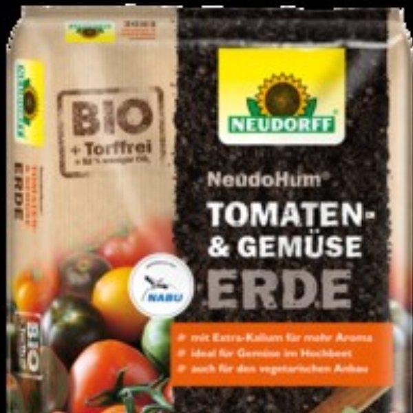 BIO Gemüse- / Tomatenerde Bild 2