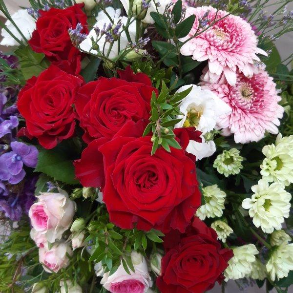 Blumenstrauß 99019 Bild 2