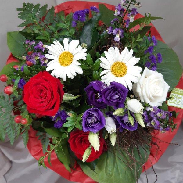 Blumenstrauß 99021 Bild 1