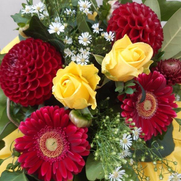 Blumenstrauß 99023 Bild 2
