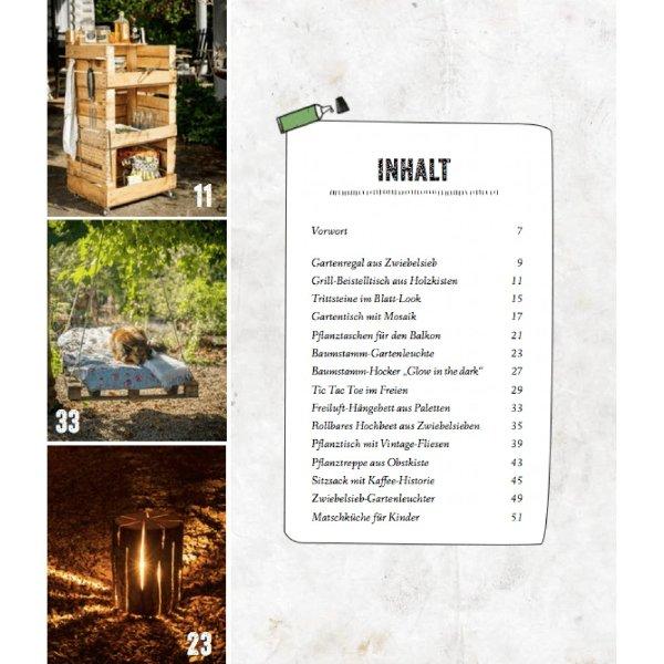 Buch - Dein Kreativer Garten Bild 3