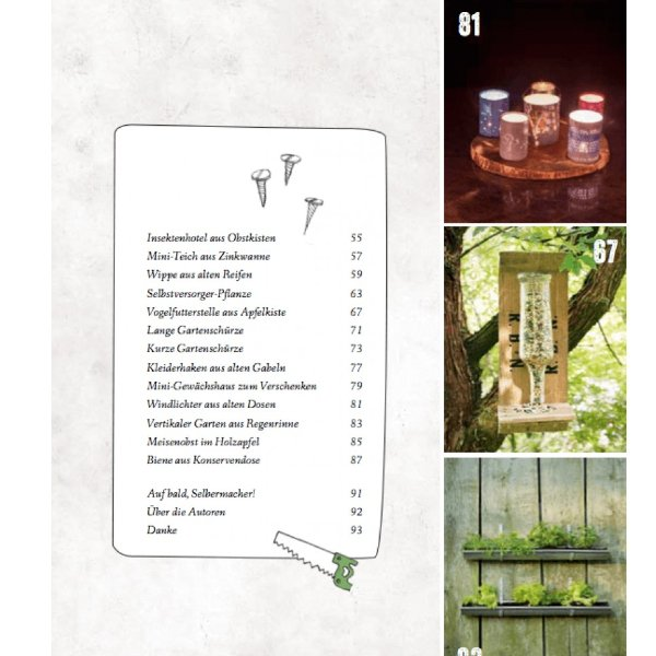 Buch - Dein Kreativer Garten Bild 4