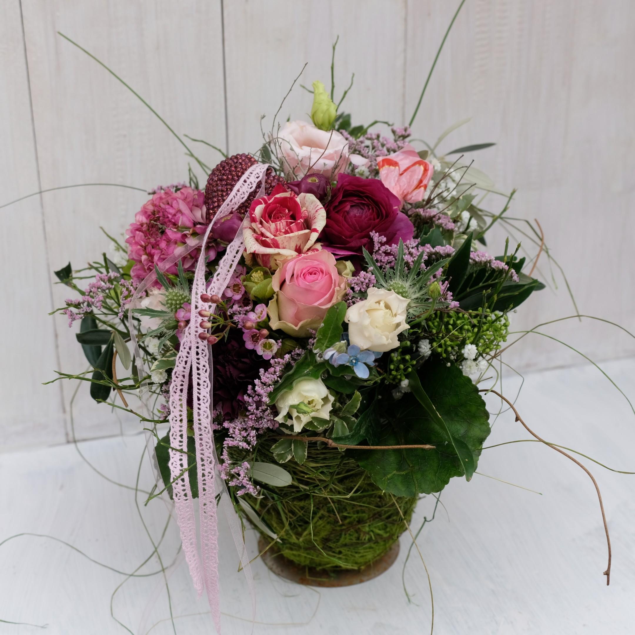 Blumengruß Bild 1
