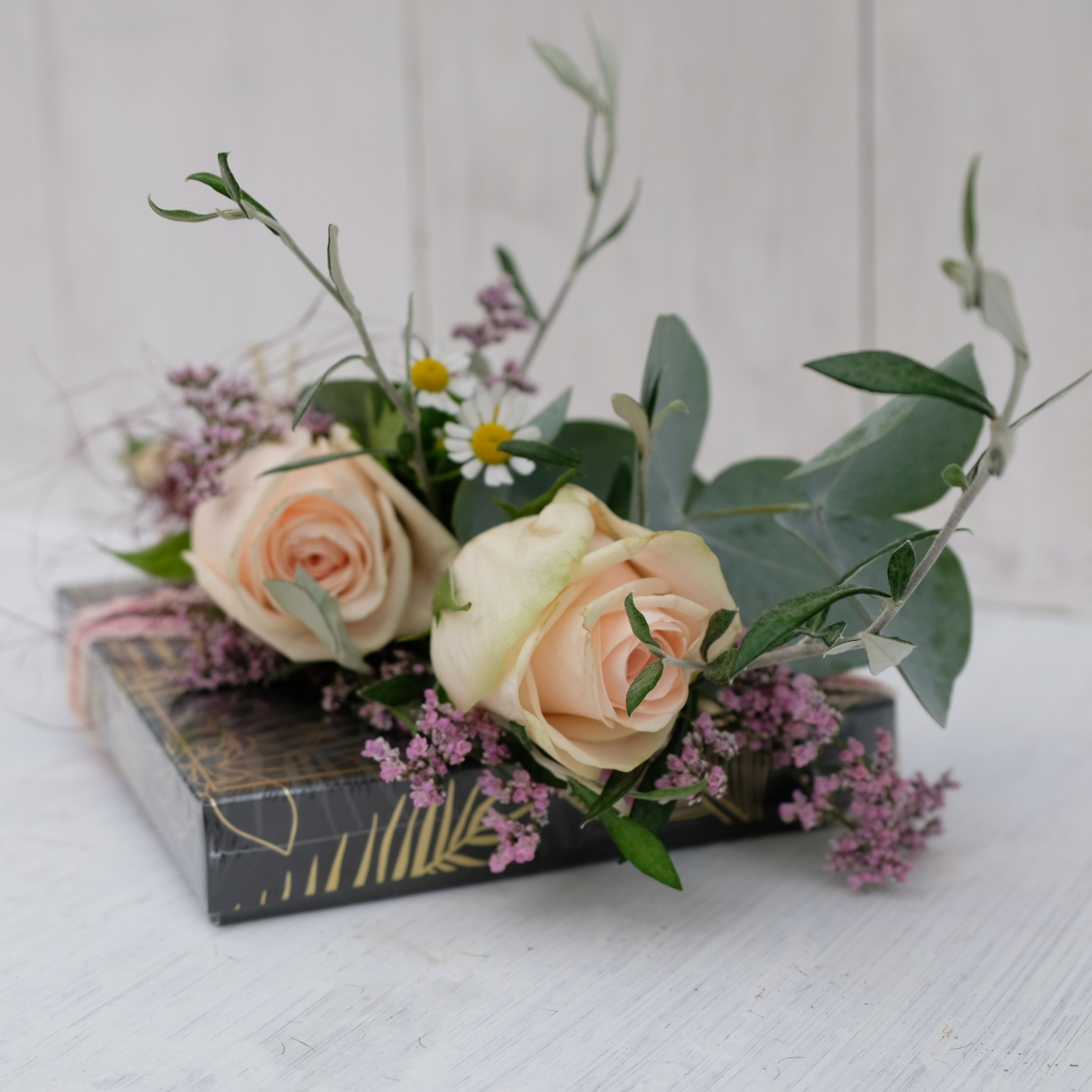 süßer Blumengruß Bild 1