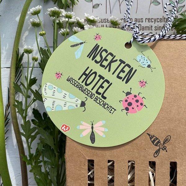 Insektenhotel Bild 1