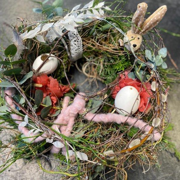 Tischkranz Ostern Bild 1