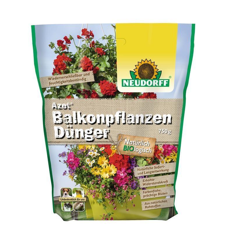 Neudorff Azet Balkonpflanzendünger Bild 1