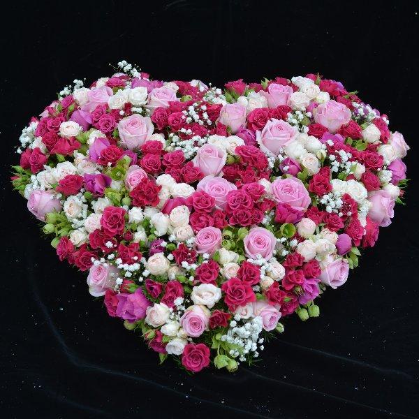Blütenherz- Das Zarte Bild 1
