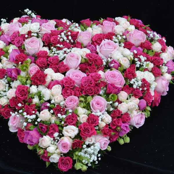 Blütenherz- Das Zarte Bild 2