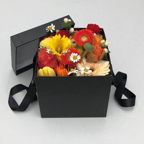 Blumenbox Sommer bunt Bild 2