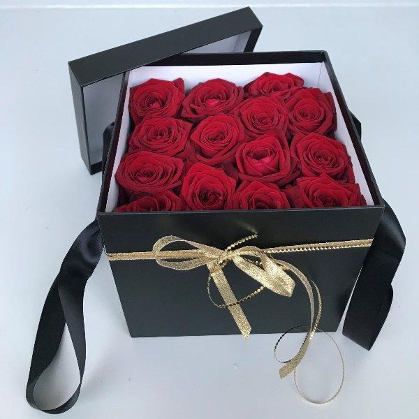 Blumenbox Rosen Bild 3