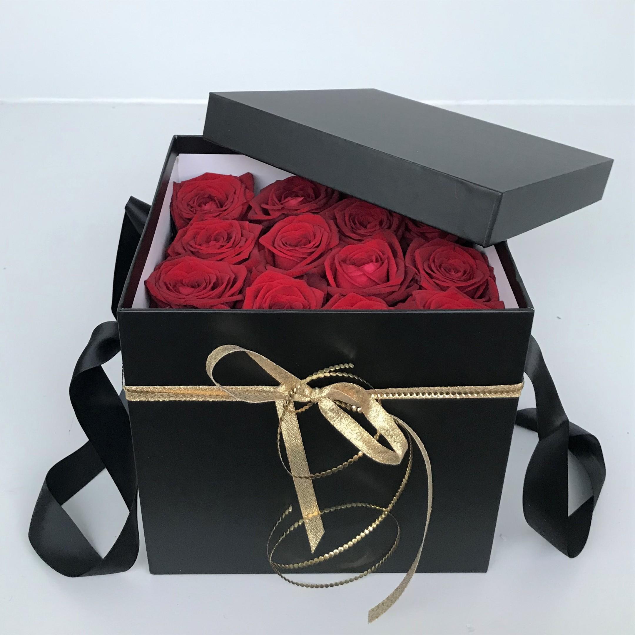 Blumenbox Rosen Bild 4