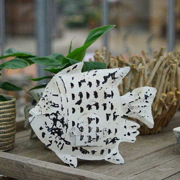Windlicht Fisch Bild 2