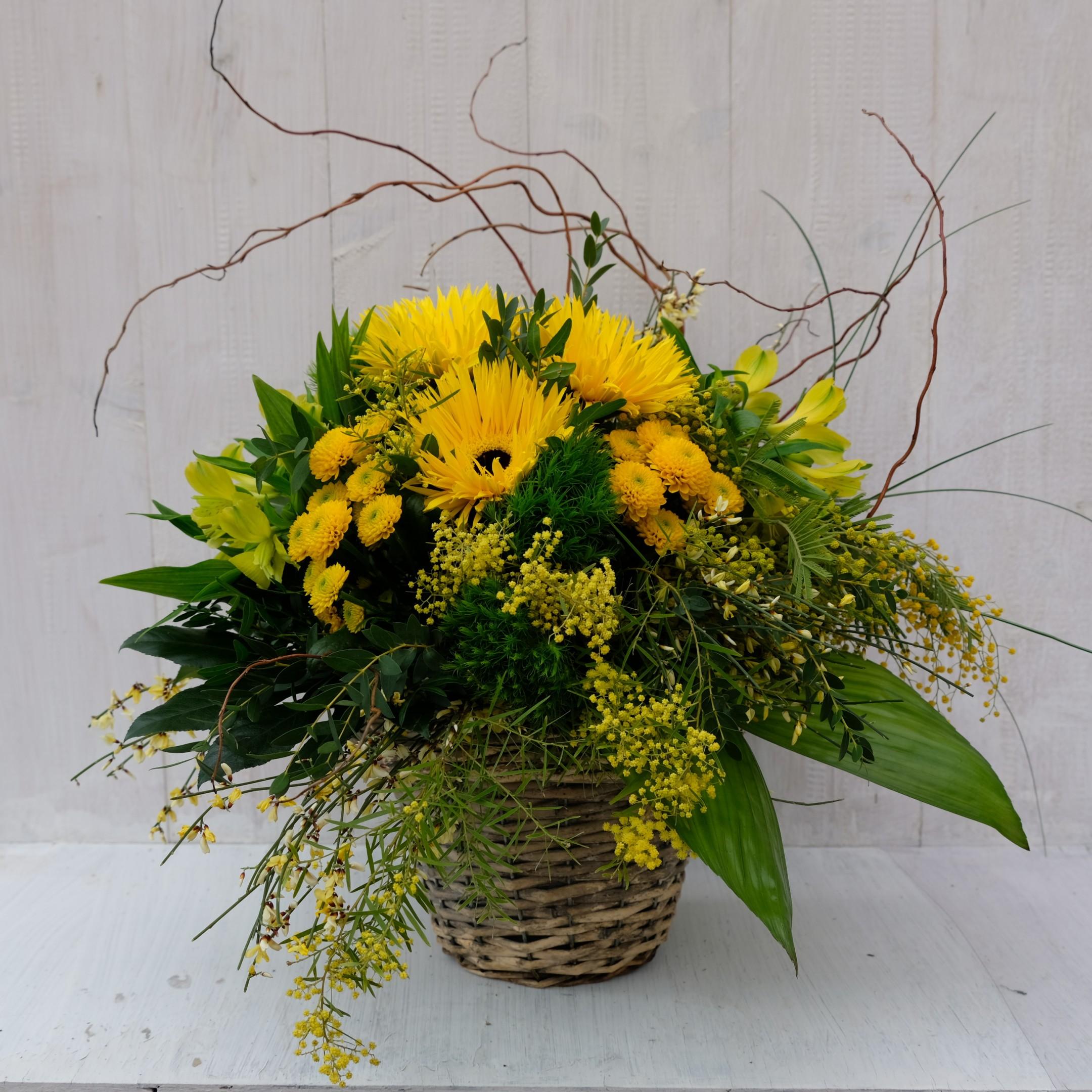 Blumenarrangement Bild 1