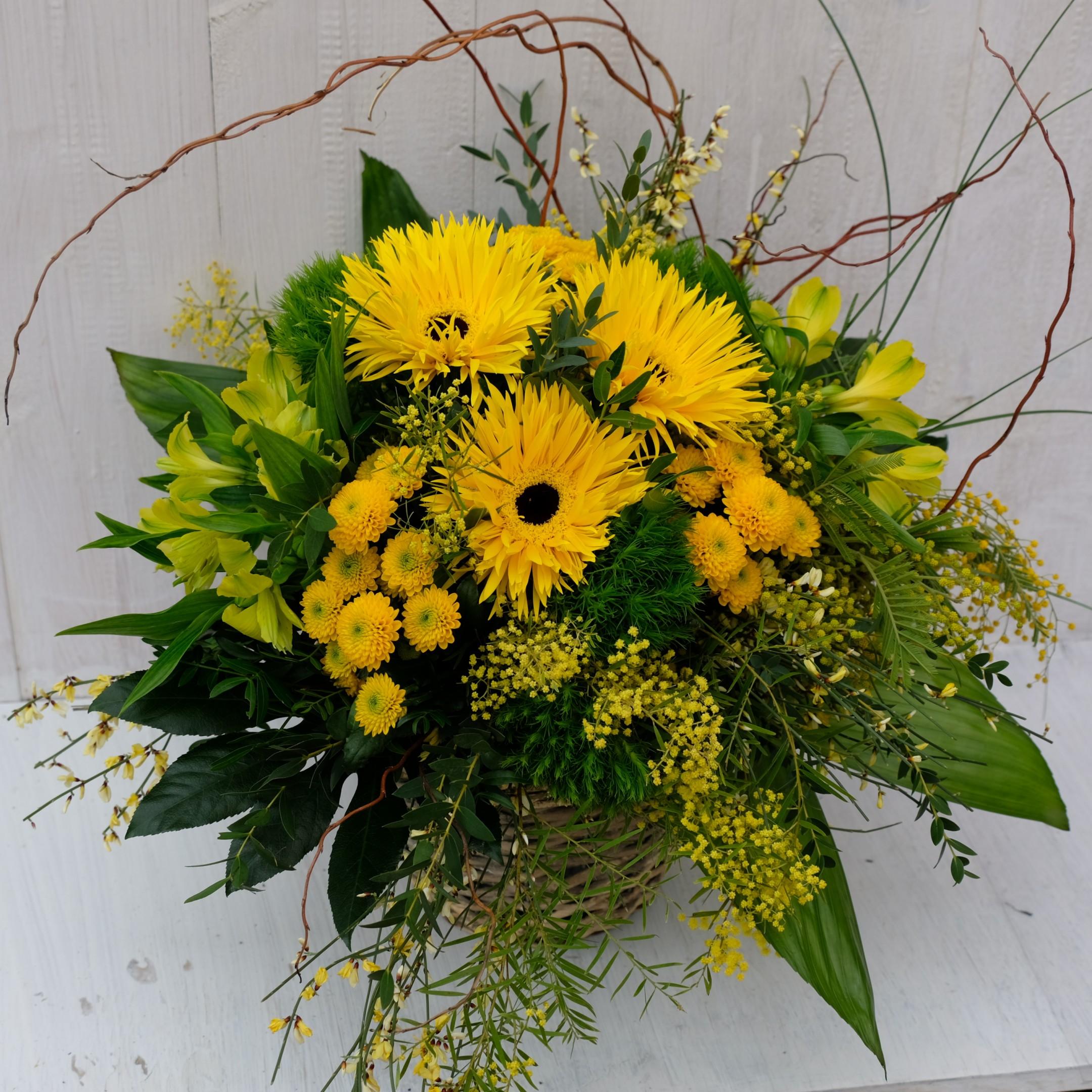 Blumenarrangement Bild 3