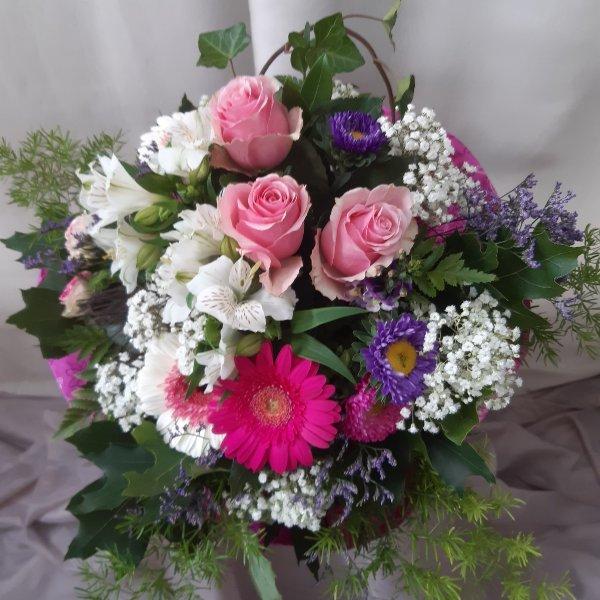 Blumenstrauß 99026 Bild 1