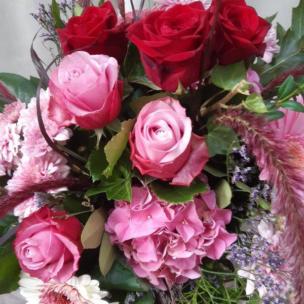 Blumenstrauß 99027 Bild 2
