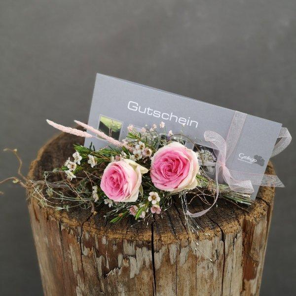 Geschenkgutschein Ginkgo Blumen & Geschenke Bild 1
