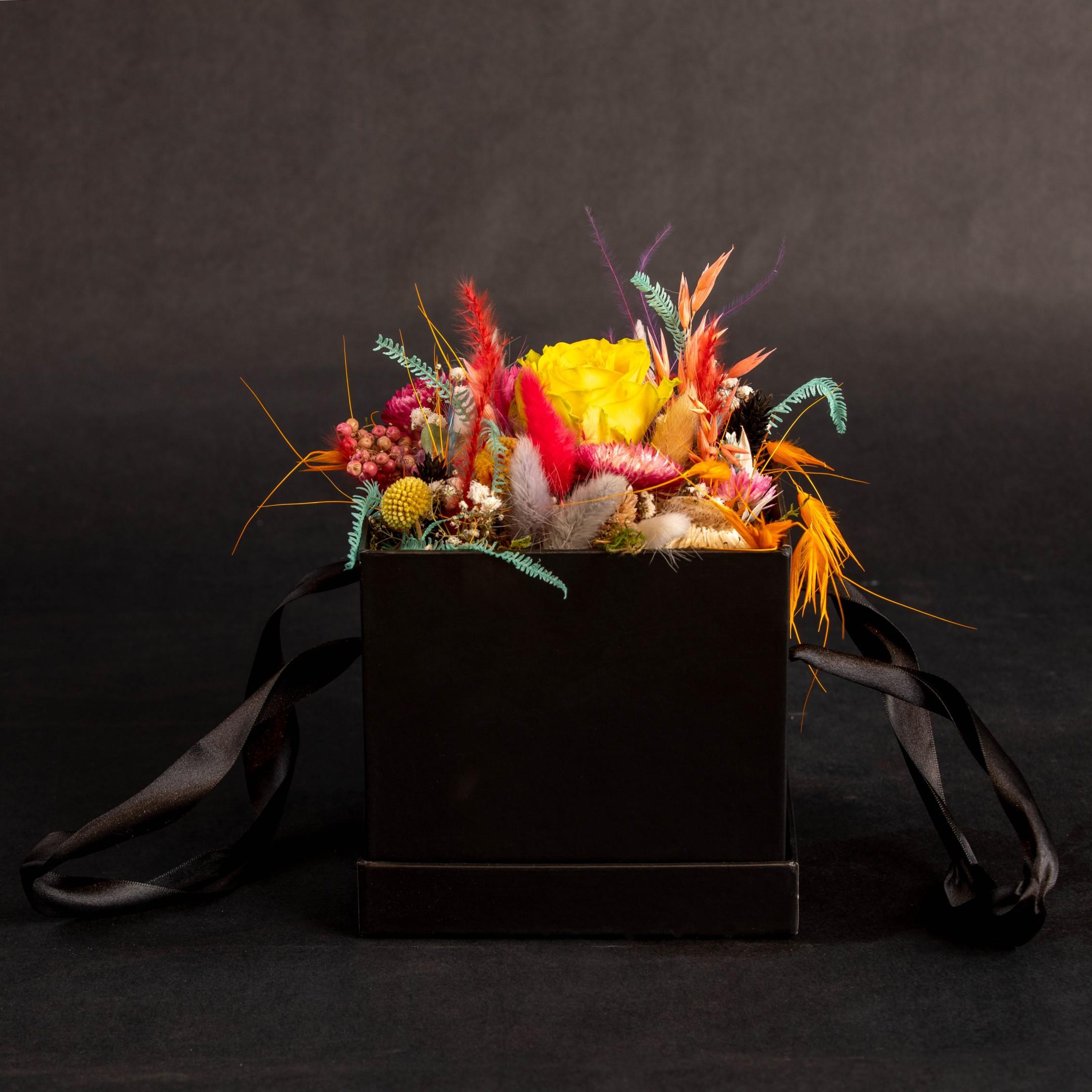 Die Blumenhandwerk Blütenbox Bild 1