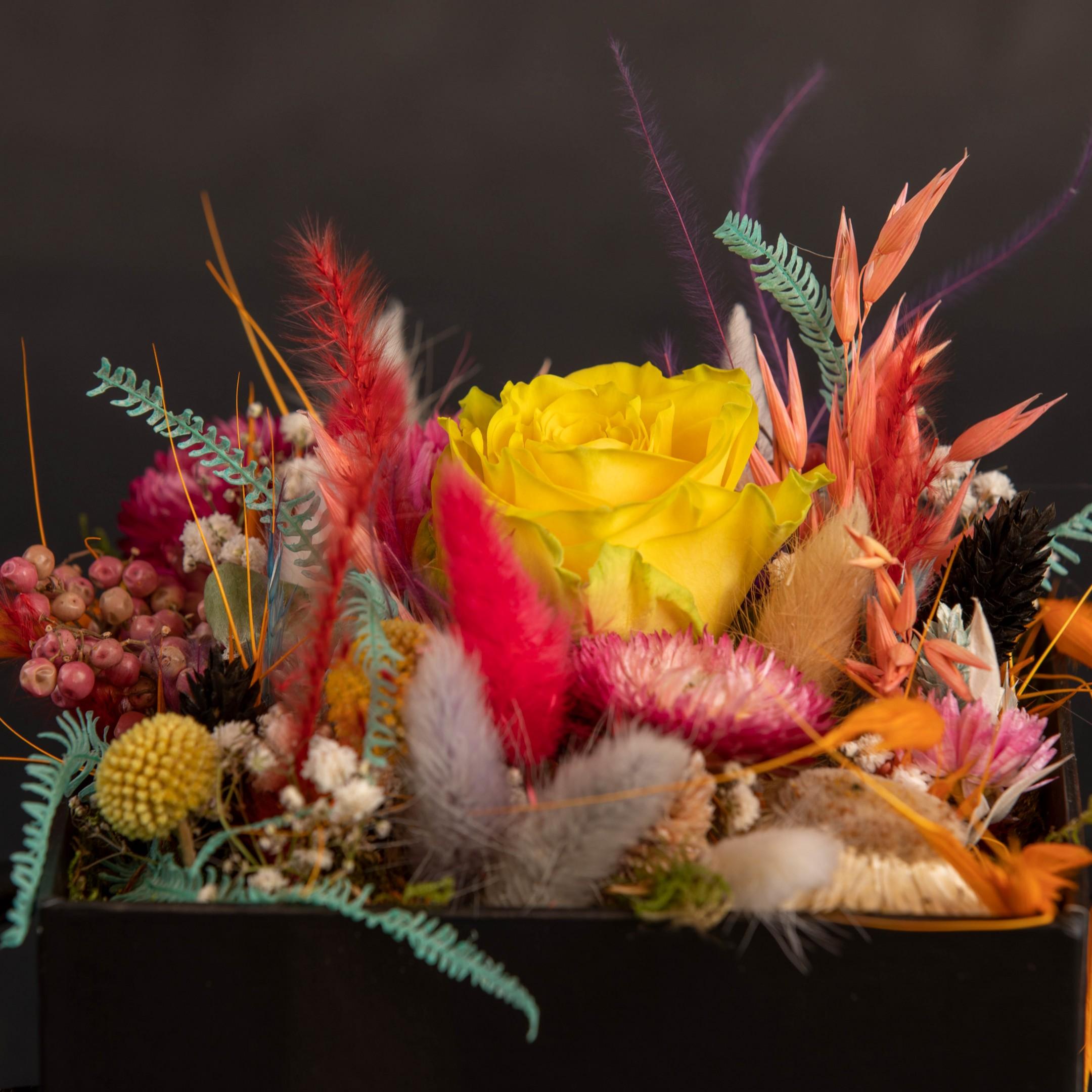 Die Blumenhandwerk Blütenbox Bild 3