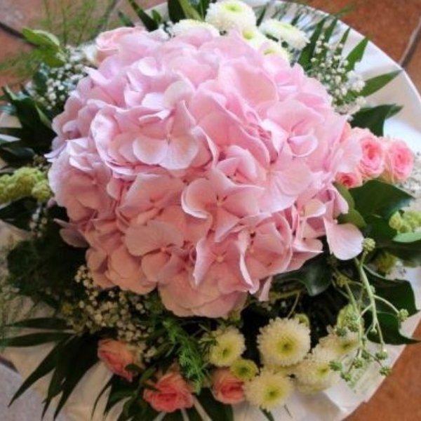 Blumenstrauß rosa/pink Bild 1