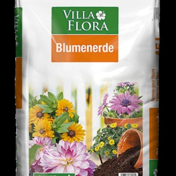 Villa Flora Blumenerde Bild 1